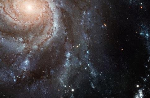 Melkweg sterrenstelsel