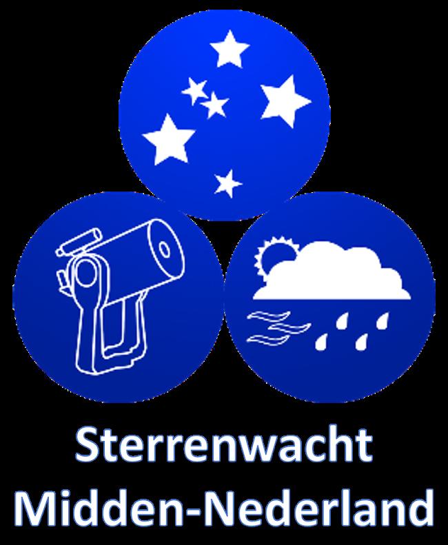 Logo Sterrenwacht Midden-Nederland